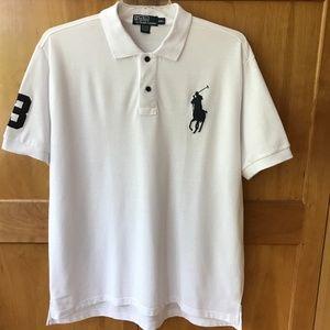 Polo by Ralph Lauren Big Pony Polo Shirt XXL